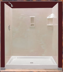 Shower Insert - Home Design